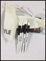 Wholesale Newest Kylie Brush Set Kylie Holiday Edition brushes set Collection bruses set Kylie Cosmetic Makeup brushes Christmas kit