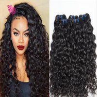 Wholesale Hot Sale A Malaysian Curly Hair Malaysian Curly Virgin Hair Curly Weave Bundles Human Hair Extensions Natural Color