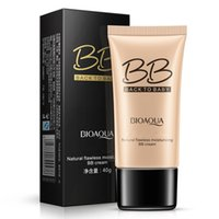 Wholesale New BIOAQUA Cover BB Cream g Cosmetic Concealer Whitening Isolation Skin Care Natural Naked Makeup Concealer Soft Skin