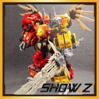 action stores - Show Z Store G1 Transformation Jinbao MMC Predaking cm Action Figure Toy No Box