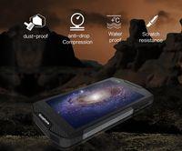 Nouveau Guophone T5 5.0 pouces HD Android 6.0 Téléphone mobile MTK6737 Quad Core 2 Go RAM 16 Go ROM 5000mAh étanche Smartphone