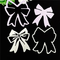 achat en gros de scrapbook de carte-Metal Head Flower Cutting Dies DIY Scrapbooking Embossing Paper Card Album Diagramme Stencil