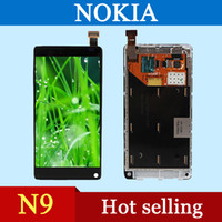 best digital converter - The best quality AAA LCD monitor for Nokia N9 Nokia N9 LCD LCD screen and touch screen digital converter frame assembly