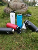 Wholesale 32OZ Hydro Flask Outdoor Coolers Stainless Steel Insulation Cup Cars Beer Mug