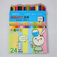 Wholesale 12pcs Colored Pencil Painting Set Non toxic Color Pencil DIY Secret Garde Drawing Pencil For Kid Adult Coloring Books