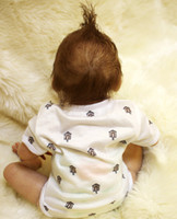 Wholesale K R1 Life like baby dolls Reborn dolls Manual simulation baby doll The newborn baby