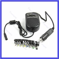 auto laptop power supply - E79 Universal DC W Car Auto Charger Power Supply Adapter Set For Laptop Notebook