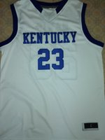 Wholesale Anthony Davis Kentucky Wildcats basketball Jerseys Retro Throwback Stitched Personalized Custom Darius Miller Jersey