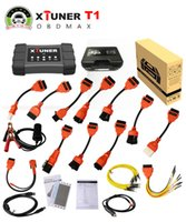 automotive tool supply - XTUNER T1 heavy duty diagnostic tool for multi brand trucks support special functions Supply USB and WIFI connection