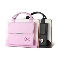 Wholesale Handbad Leafher Smart Case Cover for ipad mini ipad ipad Air1 Air2 pro9
