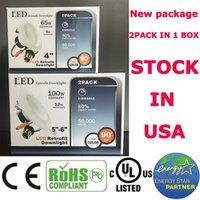 bulk order - Bulk order W W LED Downlights ETL UL cUL energy star certification high brightness for bulk order stock in USA