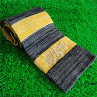 Wholesale Fantastic Beasts and Where To Find Them Newt Scarf Scarves Harry Potter Sequel for Men Women Cosplay Costume Christmas Gift
