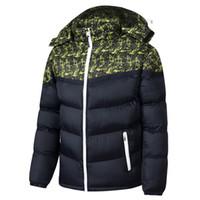 Wholesale Men Hiking Camping Hiking Jackets Warm Men Jacket Outdoor Hooded Coat Waterproof