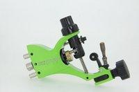 Moteur 200w Stigma vert de machine-outil de tatouage de prix de gros de vente libre Stigma bizarre V2 Shader Liner machine rotatoire de tatouage de machine suisse