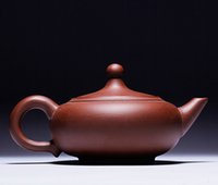 Wholesale China Yixing Purple Clay Teapots Teaset Capacity ML length mm Width mm Height mm Factory direct sales Handmade Process Tea Sets
