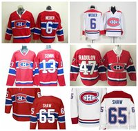 Men alexander mix - 2016 New Montreal Canadiens Shea Weber Alexander Semin Alexander Radulov Andrew Shaw Stitched Hockey Jerseys Mix Orders