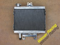 Wholesale high performance aluminum alloy radiator for Honda CR250 CR R CR250R engine cooling water boxes all aluminum