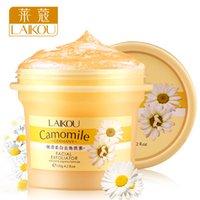 Wholesale Maquiagen Lai Chloe facial scrub cutin face exfoliating cream whitening gel D28