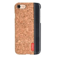apple wood chips - The Wood grain phone shell Horizontal Joining together phone case wood chips hard protective sleeve suitable for a gift