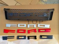Wholesale High Quality Front Raptor Black Lit Racing Grill Fit For Raptor F150 Ranger