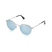 Los hombres y las mujeres de plata redondos plegables del marco de la lente de espejo de plata de las nuevas gafas de sol de la llegada diseñan la caja original de los vidrios de sol de la manera del diseñador
