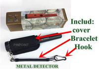 Wholesale BEST GP POINTER Metal Detector Pro pinpointer Pinpointing Hand Held Metal Detector Water resistant Design