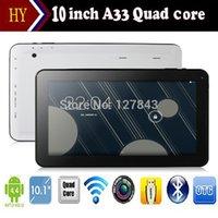 big lot tablet - DHL inch Tablet PC Allwinner A33 Quad Core GHz CPU GB GB G Dual Camera Big Battery gifts
