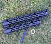 aluminum guard - 12 quot quot Aluminum Hand Guard A In Black Goods in USA by UPS
