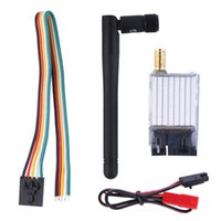 Wholesale 8 Channel Low Radiation G mW Video Wireless Transmitter for FPV TS351 RC Quadrotor