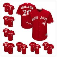 Cheap Baseball Jose Bautista Best Men Short Josh Donaldson