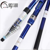 Wholesale Super hard carbon rod meters Fishing rod freeshipping