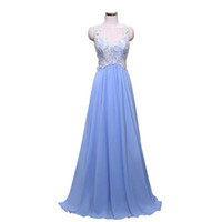 Wholesale Women s casual Lace Chiffon dress on special occasions