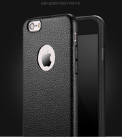 Wholesale For iPhone7 Case Plus Case Ultra Thin Anti knock clear The silicone Back Cover For iPhone Plus Phone Shell