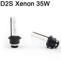 Wholesale 120Pair D2S D2C Bulbs Super Vision Original Vehicle V W K K K K K K HID Xenon Lamp D2S Bulb