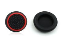 El accesorio caliente del juego de la venta protege los casquillos del apretón del palillo del pulgar del silicón de la cubierta para los reguladores del juego de PS4 / Xbox 360 / PS3 / Xbox uno