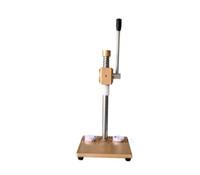 Wholesale Perfume collar ring pressing machine manul capper metal cap press machine plug capping machine