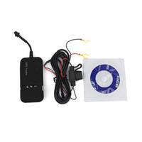 achat en gros de gps système de localisation gprs gsm-TK110 GPS Tracker en temps réel GSM / GPRS / GPS Système de suivi des véhicules Appareil
