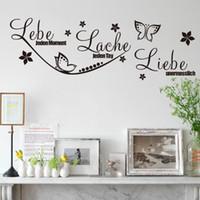 * Le nouveau Lebe papillon DIY mur autocollants salon chambre mur décalque chambre de jeu classique pour les enfants chambre décoration pour garçons cadeau