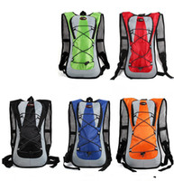Wholesale 5L Bicycle Backpack Men Travel Rucksack Student School Shoulder Bags Teenagers Bolsas Mochila Daypack Outdoors Large Capacity Backpack