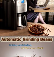 Wholesale Factory selling directly full automatic grinding and making coffee machine home business intelligent induction espresso coffee machine