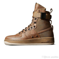 Wholesale SF AIR FORCE ONE HIGH SPECIAL FIELD URBAN UTILITY AF1 BOOTS Men and Women Shoes With Box