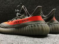 big black socks - Big Size us12 us13 Sply V2 Beluga Grey Orange Boost With Box Keychain Socks Glow Kanye West Running Shoes