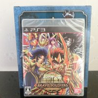 Wholesale PS3 game Saint Seiya battle heroes on a new version with special brave warrior Version type Japanese version