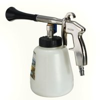 air wash gun - High pressure Air Opearted Car Washer Eqiupment Water Nozzle Sprayer car wash foam bottle tornador cleaning water gun
