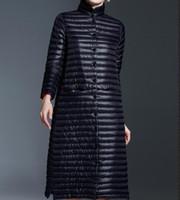 Wholesale 2016 Women s New Winter Parka To keep Warm Coat Thin Down Jacket Parka