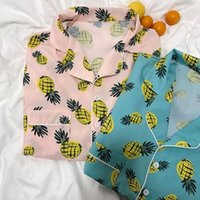 Pajama Sets bell news - The Ladys Pajamas Summer Nightgown The Girls Pajamas Long Sleeved Pajamas Leisure Wear Two Colors News