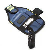 Wholesale Pocket Professional Electrician Tool Belt Pouch with Tape Buckle High Quality