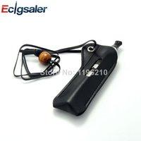 beaded lanyards - E XY Ego necklace bag ego Leather beaded lanyard ecig e cig bag lanyard e cig lanyard necklace for evod ego c MT3 T2