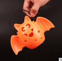 bats music - Halloween Horror Sound bat bag light toy flash music lantern toy