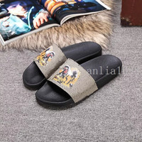 Wholesale 2017 mens and womens bengal slide sandals boys and girls summer outdoor beach sandals with tiger print